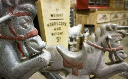 Antiquities Warehouse turns