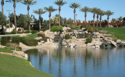 Occotillo Golf Course
