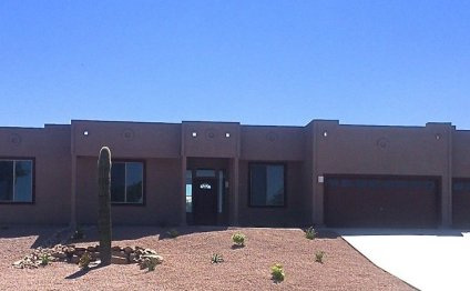 Custom Built Home in Phoenix