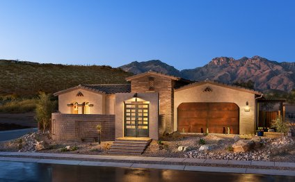 Focus On New Homes In Tucson