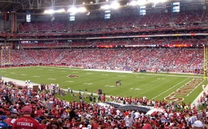 Arizona Cardinals Home