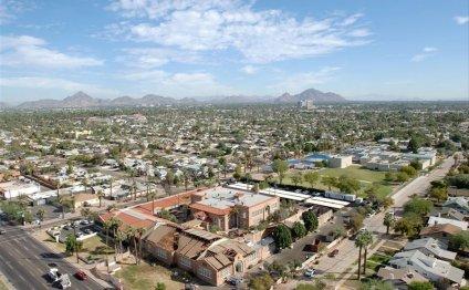 Metropolitan Phoenix area
