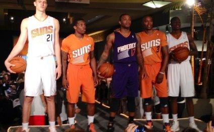 Phoenix Suns unveil new home