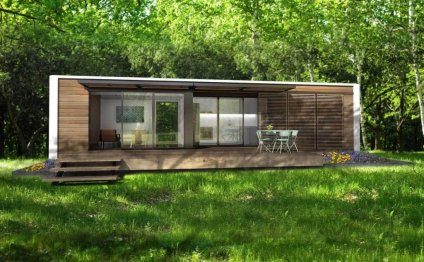 Shipping Container Homes For