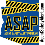 Agent Safety alarm plan (ASAP)