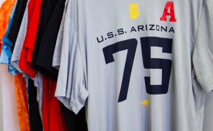 Arizona Jersey Shirt