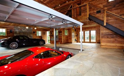Super Garage Homes