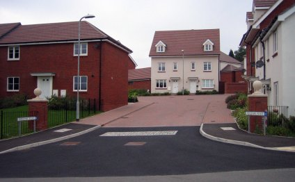 New Housing Estates